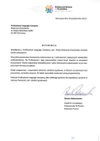 Robaszewska & Płoszka Radcowie Prawni