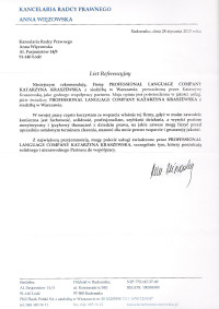 Kancelaria Anna Więzowska